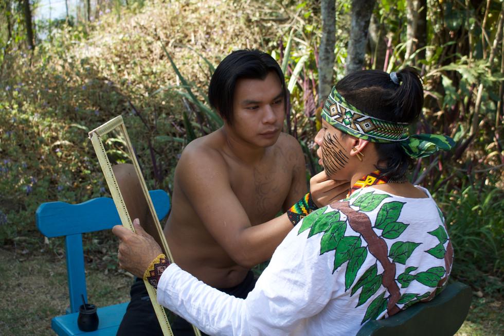 Tuikuri & Tuata Yawanawa