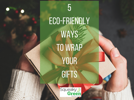 5 Eco-Friendly Ways To Wrap Your Gifts