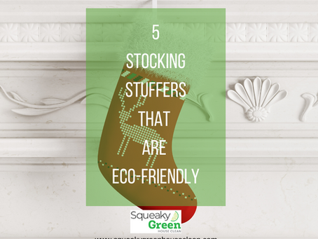 5 Stocking Stuffers That Are Eco-Friendly