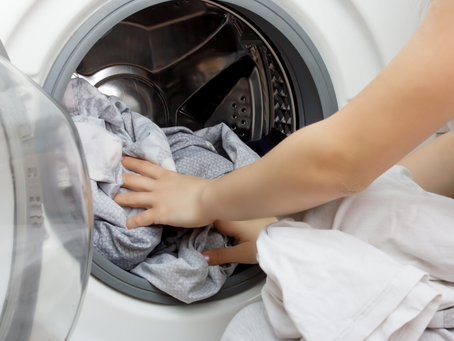 Easily Clean Your Washer...Yes Really!
