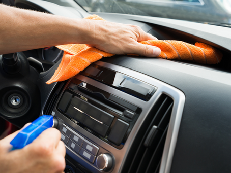 10 Hacks You Need to Know to Clean Your Car