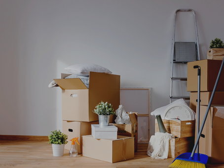 What to Clean Before Moving In During COVID-19