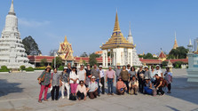 Best of Indochina Tour 15th Mar 2019