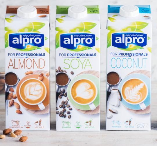 Alpro Professional Range