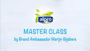 Alpro – ESF, Barista Master Class.