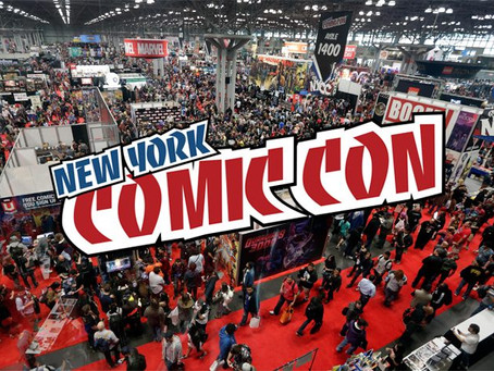 NYCC and Me