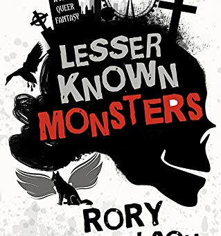 Lesser Known Monsters by Rory Michaelson