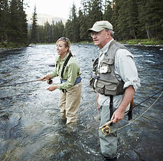 tým Fishing