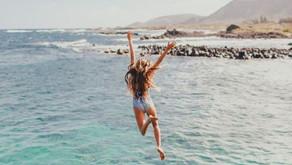 menina, o mundo é de quem mergulha em alto (a)mar