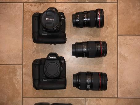 My Equipment 2020