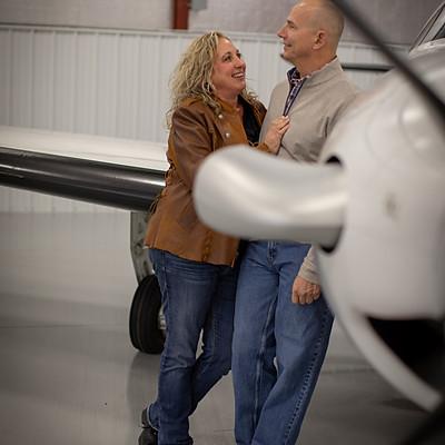 Gary and Patti