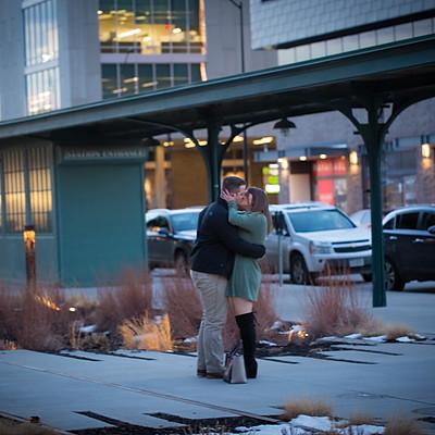 Brett and Jourdan Proposal