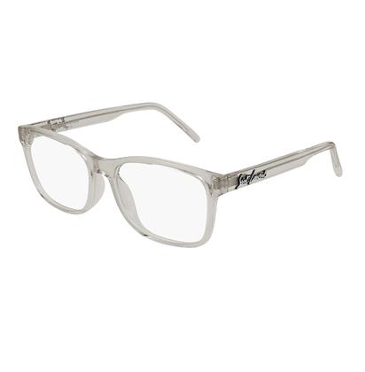 Saint Laurent Clear Square Glasses