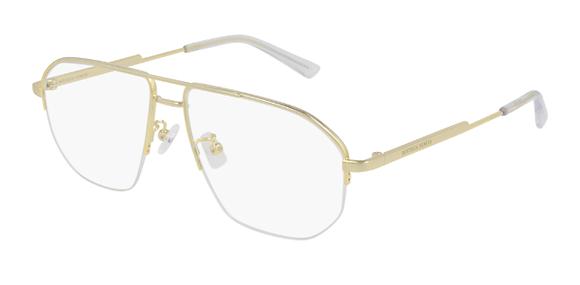 Bottega Veneta Aviator Glasses