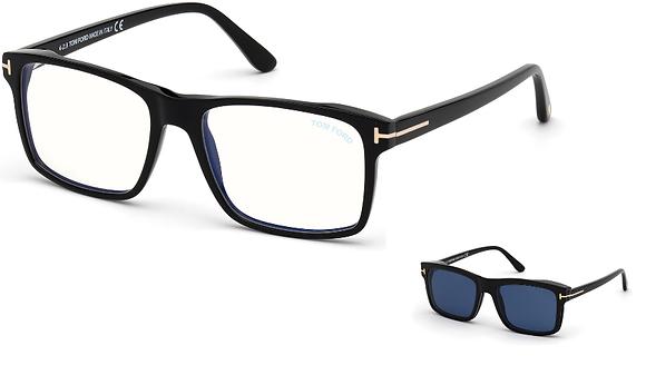 Tom Ford Clip-On Glasses