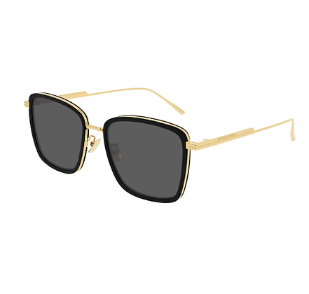 Bottega Veneta Rectangular Sunglasses