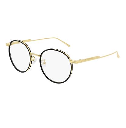 Bottega Veneta Round Glasses