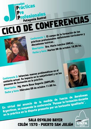 Jornadas PPP - Ciclo de Conferencias