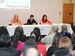 Fueron Inauguradas las Jornadas de Prácticas Pre Profesionales de la Patagonia Austral