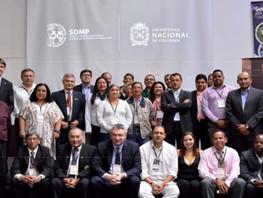 Docente de la UASJ asistió a reunión internacional de profesores de minería