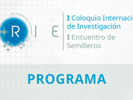 Programa | Coloquio Internacional RIE