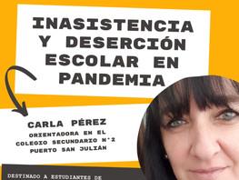 Ciclo de Charlas Emergentes de las prácticas docentes en pandemia