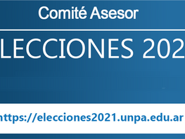 Resolución 008/2021 Comité Asesor
