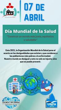 07 de abril - Día Mundial de la Salud