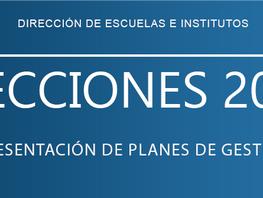 ELECCIONES 2021 UASJ/UNPA