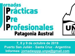 Reprogramación - Jornadas de Prácticas Pre-Profesionales de la Patagonia Austral