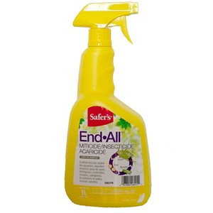 Safer's End-All Insecticide - Ready to Use