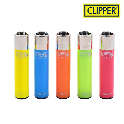 Clipper Lighter - Neon