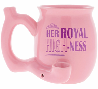Her Royal Highness Pipe Mug