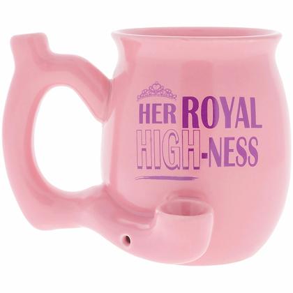 Her Royal Highness Pipe Mug