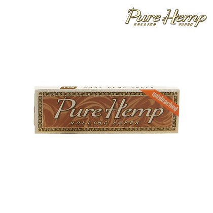 Pure Hemp Unbleached Papers