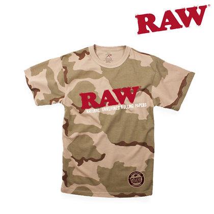 Raw Camo Shirt