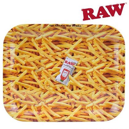 Raw Fry Tray