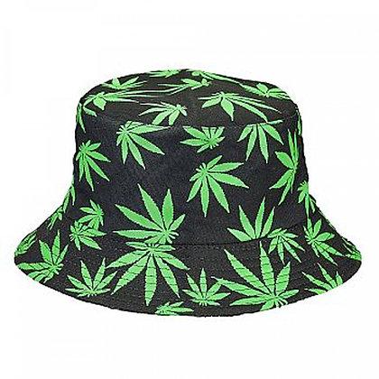 Leaf Bucket Hat