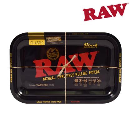 Raw Black Medium Tray