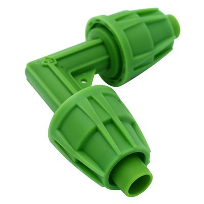 16-17mm Elbow Pipe Fitting