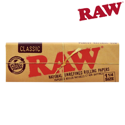 Raw Classic 1 1/4 papers