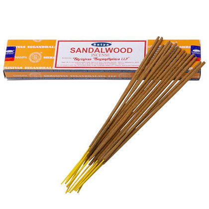 Sandalwood Satya Incense