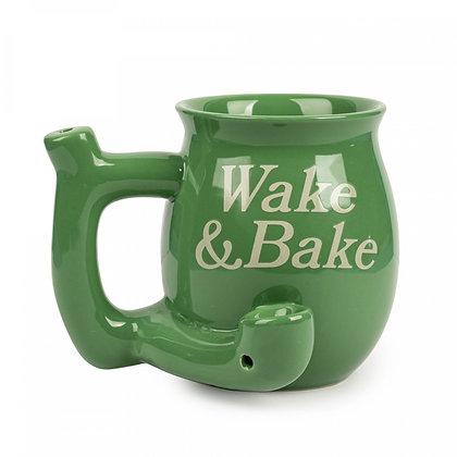 Wake & Bake Pipe Mug