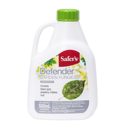 Safer's Defender Garden Fungicide - Concentrate