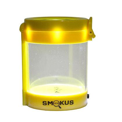 Large - Smokus Focus Nug Viewing Jar