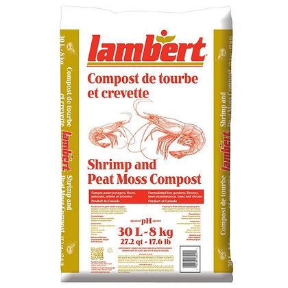 Lambert Shrimp Compost 30L