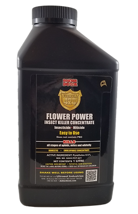 Flower Power Insect Killer Concentrate