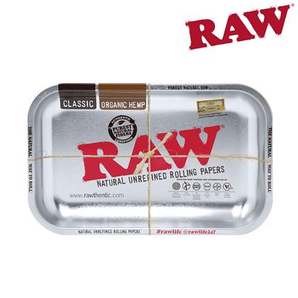 Raw Silver Medium Tray