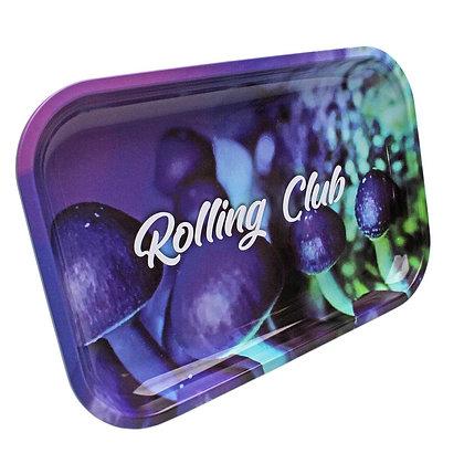 Rolling Club Mushroom Tray