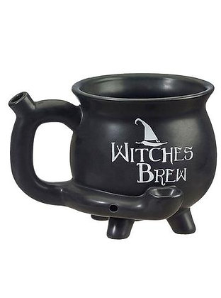 Witches Brew Pipe Mug